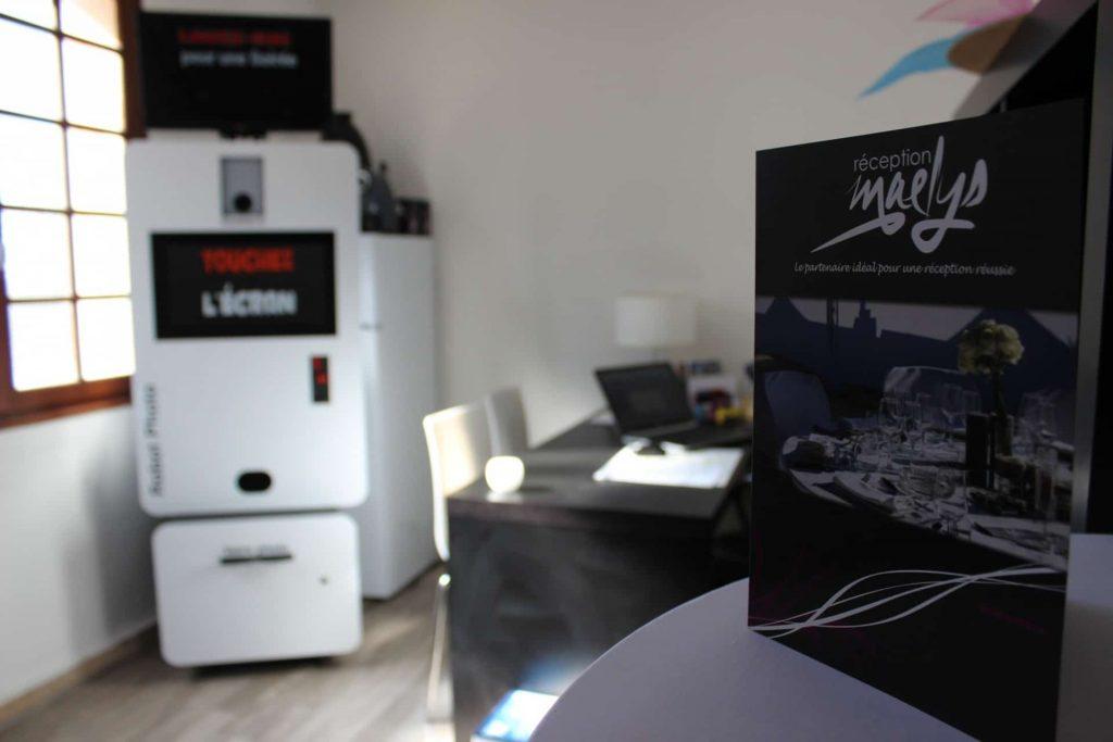 Location miroir photobooth à Marseille