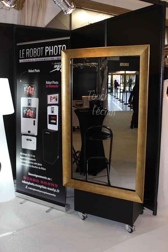 Location de photobooth pour mariage à Marseille et Aix-en-Provence